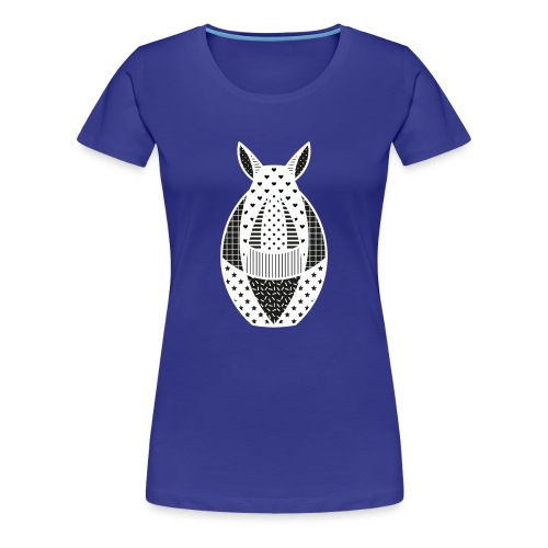 rhino - T-shirt Premium Femme