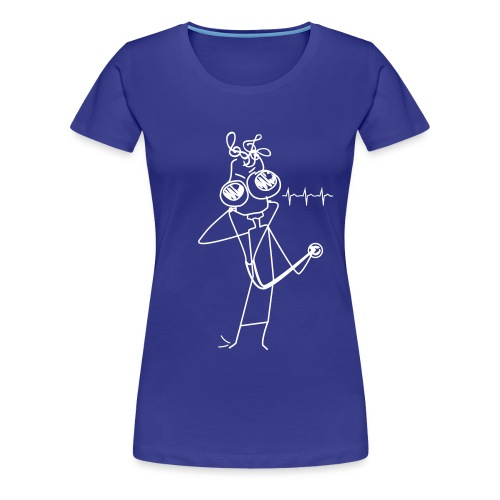MUSIDOC - Frauen Premium T-Shirt