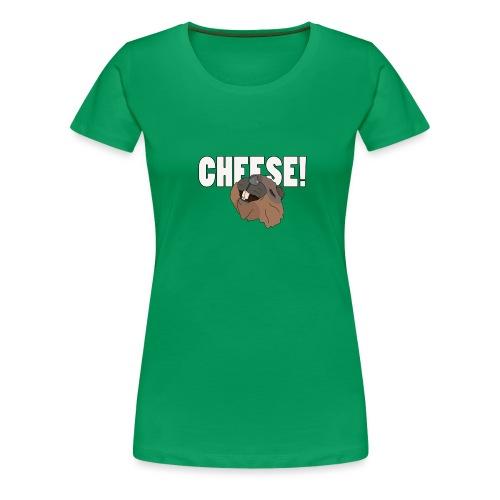 beavercheese - Women's Premium T-Shirt