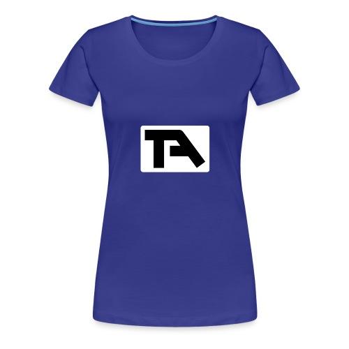 ta logo v1.0 - Women's Premium T-Shirt