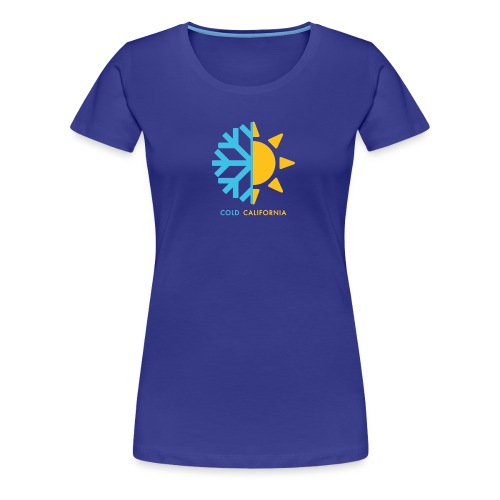 Contrast - Women's Premium T-Shirt