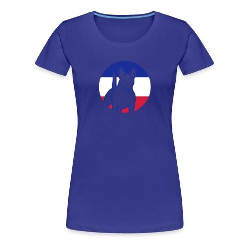 Miniatur Bullterrier FR 3c - Frauen Premium T-Shirt