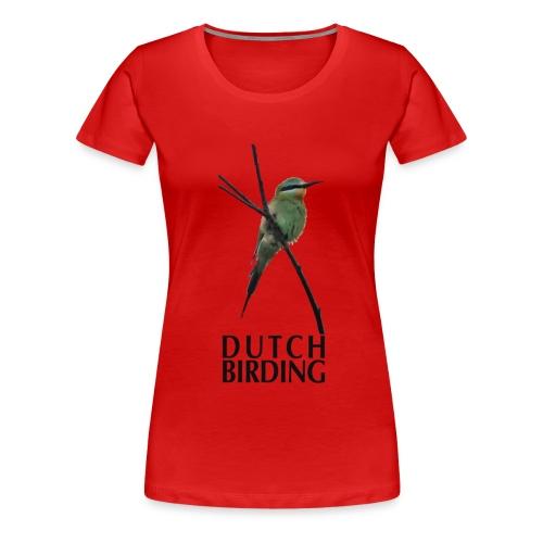 groene bijeneter castricum 16 augustus 2 - Vrouwen Premium T-shirt