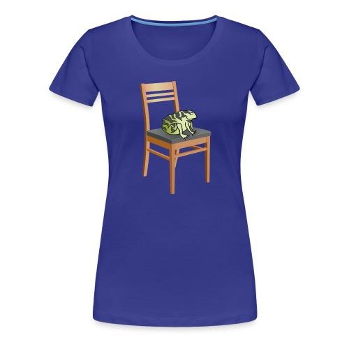 Paddenstoel - Vrouwen Premium T-shirt