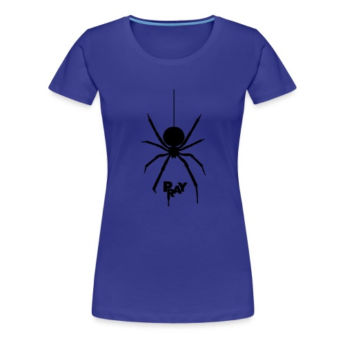pray_black - Women's Premium T-Shirt