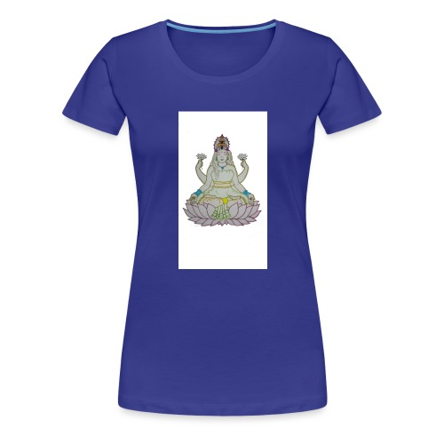 indu - Camiseta premium mujer