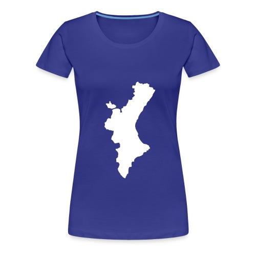 València - Camiseta premium mujer