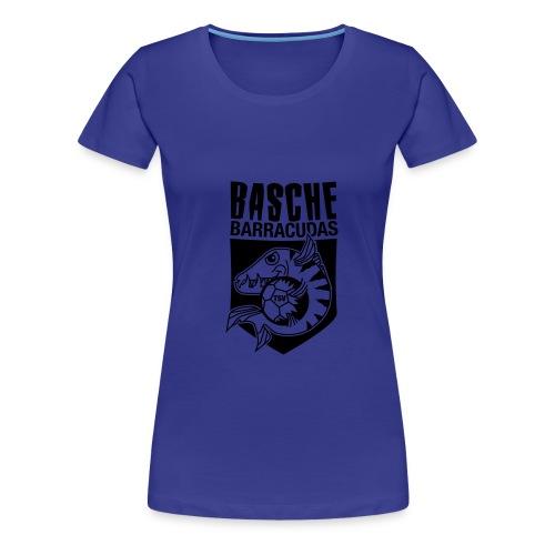 basche barracudas flock - Frauen Premium T-Shirt