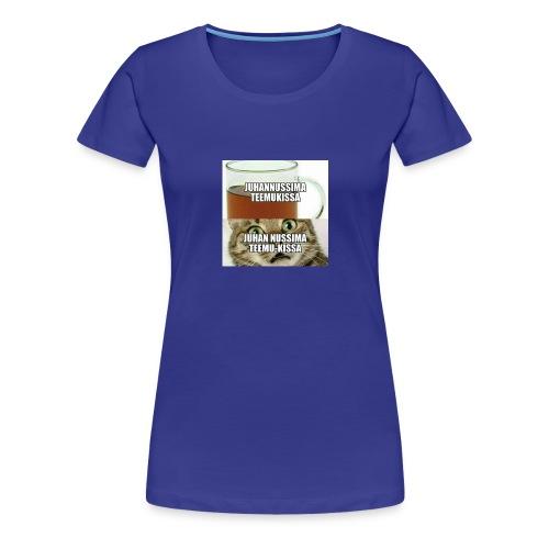 Juhannus vitsi - Naisten premium t-paita