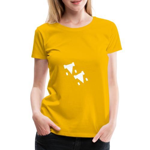 Ayrton, Nigel @ Monaco - Women's Premium T-Shirt