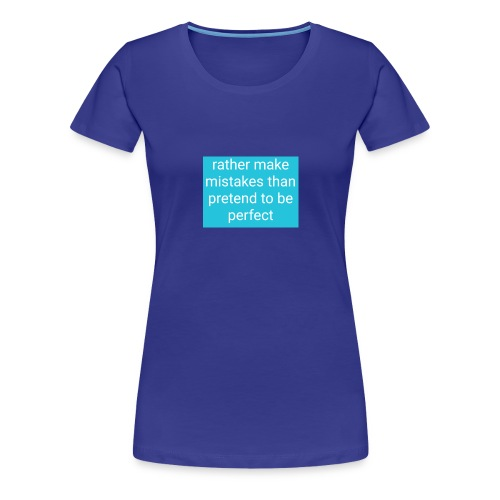 Dustin spruce - Frauen Premium T-Shirt