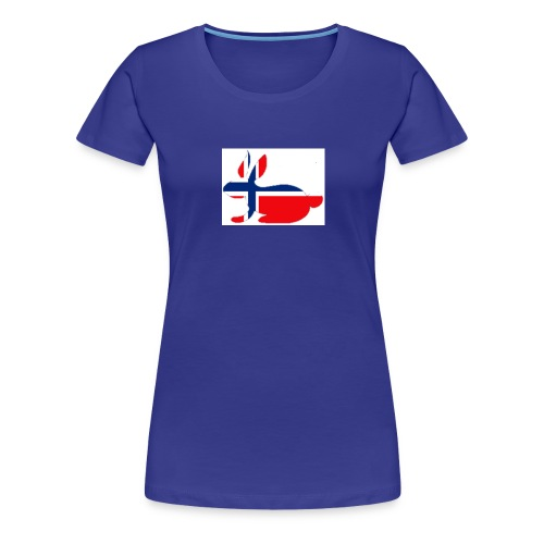bunny_NY_LOGO_LI - Women's Premium T-Shirt