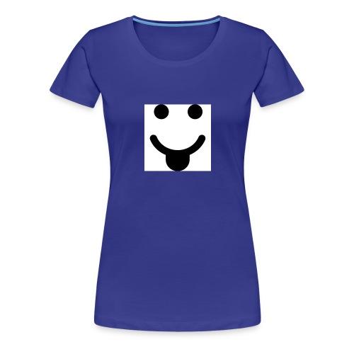 smlydesign jpg - Vrouwen Premium T-shirt