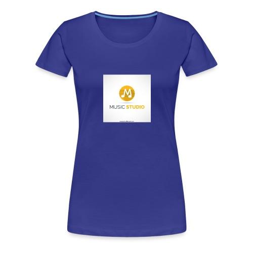 music studio tienda - Camiseta premium mujer