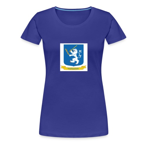 TheRealAlle4433 Logo - Women's Premium T-Shirt