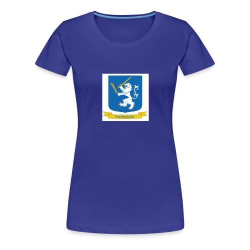 TheRealAlle4433 Logo - Women's Premium T-Shirt