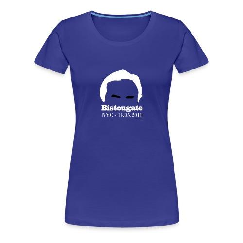 bistougate2 - T-shirt Premium Femme
