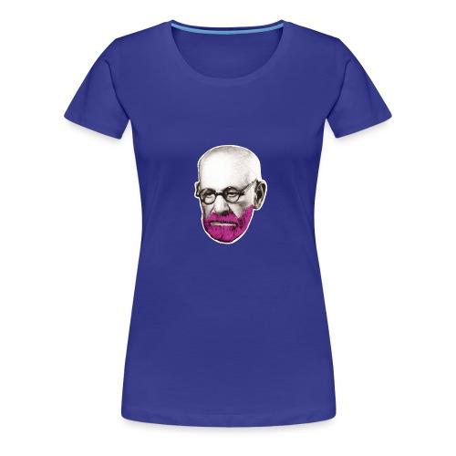Pink Freud - Women's Premium T-Shirt