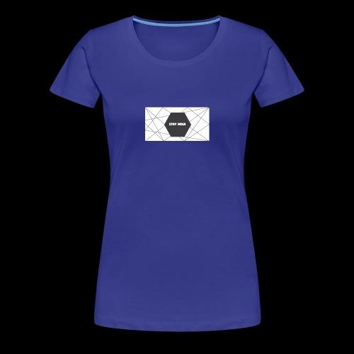 STAY MEGA LINES - Women's Premium T-Shirt