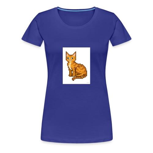 logo pixel gamer123 - Women's Premium T-Shirt