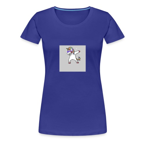 unicorn dab - Women's Premium T-Shirt