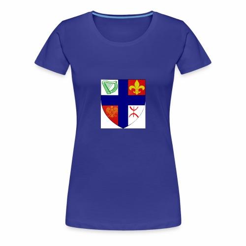 Armoiries Metissées. - T-shirt Premium Femme