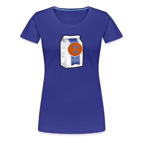 Nikki and John All Purpose Pranks Mens - Women's Premium T-Shirt