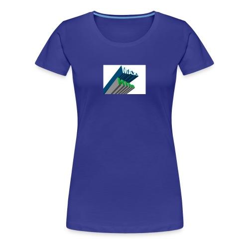 MAXIHIM - Premium T-skjorte for kvinner