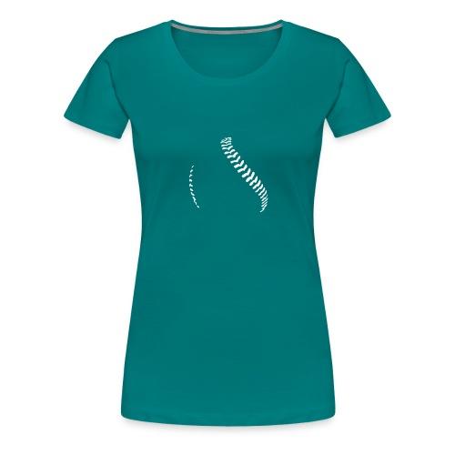 Baseball - Women's Premium T-Shirt