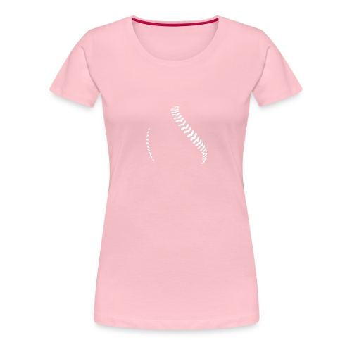 Baseball - Women's Premium T-Shirt