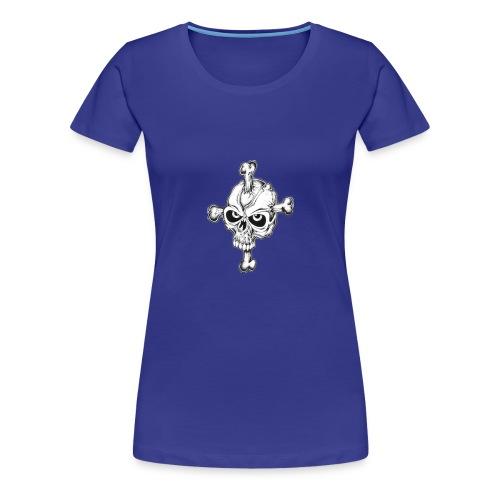 Repousser la mort - T-shirt Premium Femme