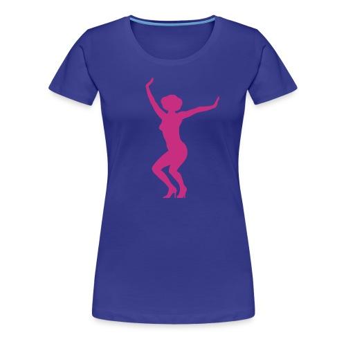 chik - Vrouwen Premium T-shirt