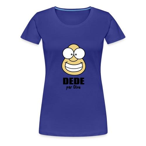 dedeteteai 05 - T-shirt Premium Femme