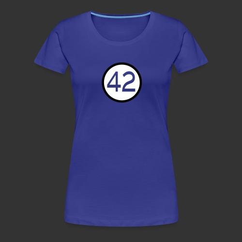 42 - T-shirt Premium Femme