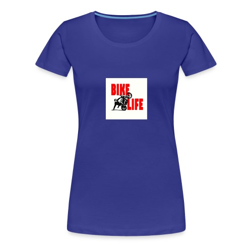 KEEP IT BIKELIFE - Women's Premium T-Shirt