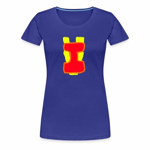 isaac hot merch - Women's Premium T-Shirt