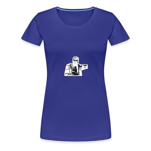 Nikko - Premium T-skjorte for kvinner