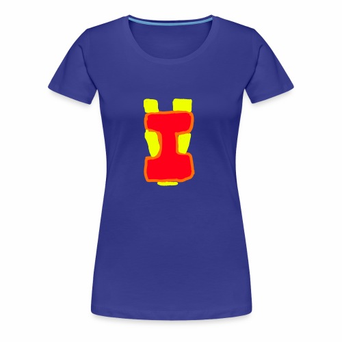 isaac hot merch - Women's Premium T-Shirt
