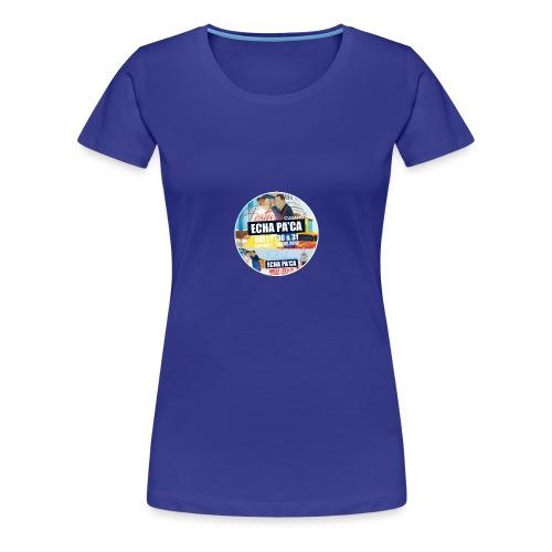ECHA PA'CA 2018 - T-shirt Premium Femme