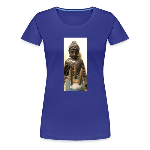 Power Buddha - Frauen Premium T-Shirt