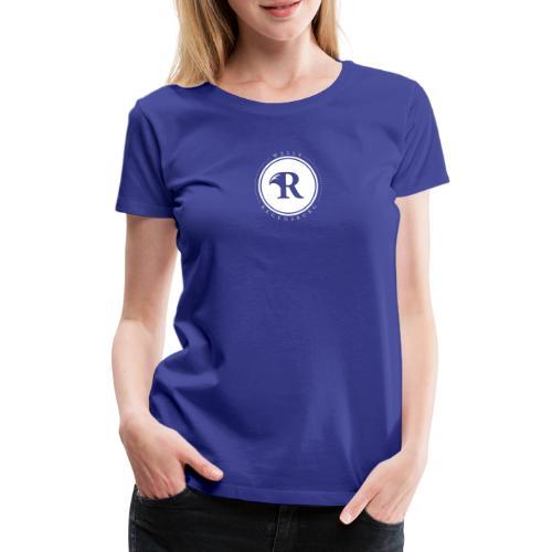 Welle Regensburg Logo - Frauen Premium T-Shirt