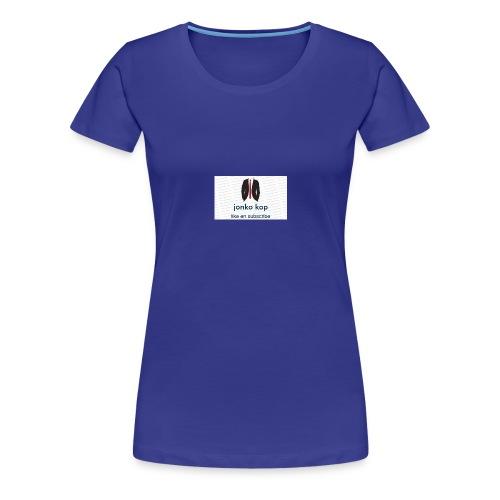 jonko kop - Vrouwen Premium T-shirt