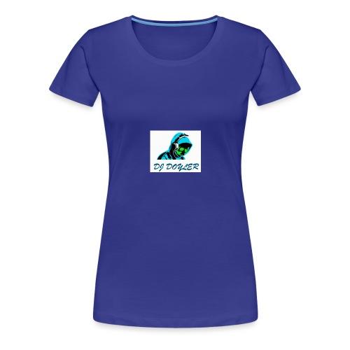 DJ Doyler - Women's Premium T-Shirt