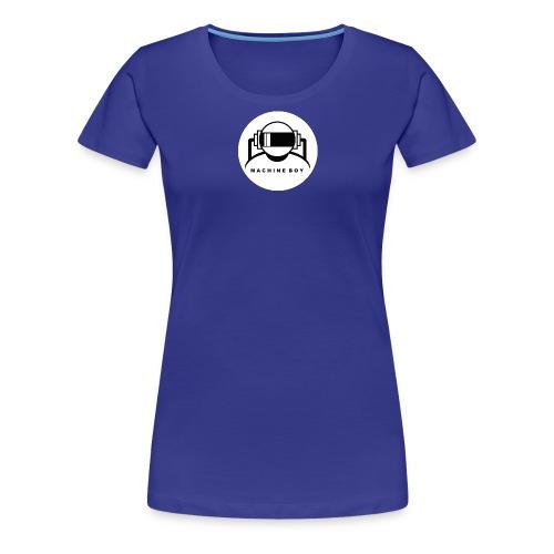 logo tshirt white - Women's Premium T-Shirt