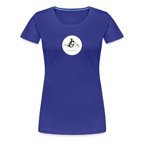 Journey Glimpse - Logo ohne Kreis - Frauen Premium T-Shirt