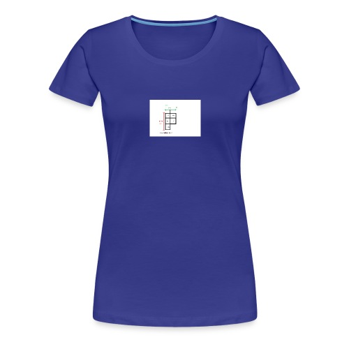 Levy Goldbach Proof - Frauen Premium T-Shirt