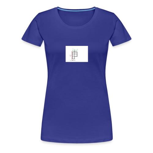 Levy Goldbach Proof - Frauen Premium T-Shirt