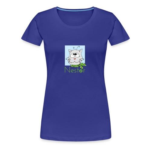 NESTOR - T-shirt Premium Femme