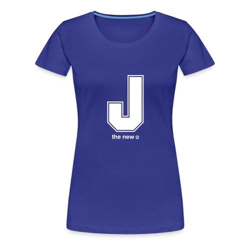 The New - Vrouwen Premium T-shirt