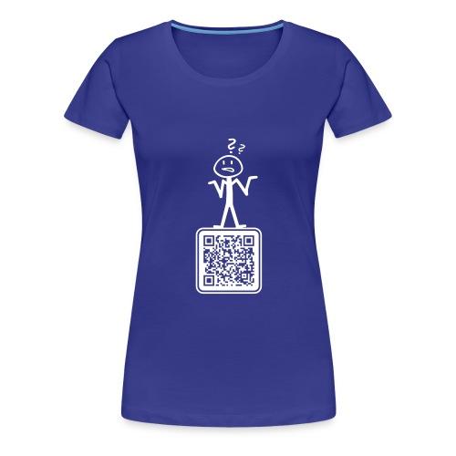 waslaberschdu - Frauen Premium T-Shirt